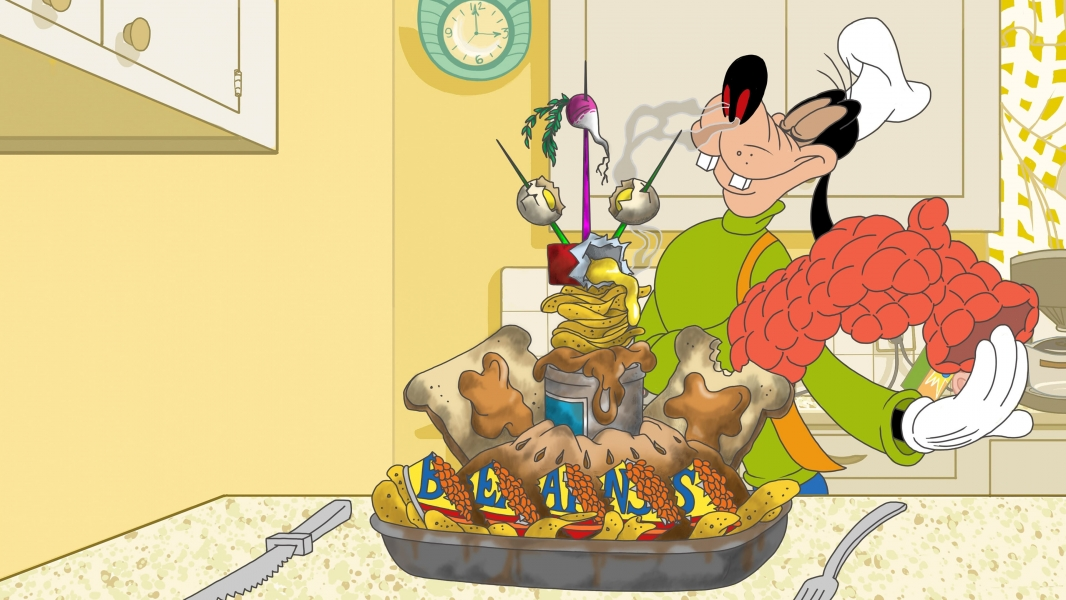 Disney Presents Goofy in How to Stay at Home